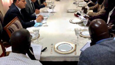 "Photo of وفد من ""التجارة والصناعة"" يجري مباحثات مكثفة مع كبار المسؤولين بحكومة جنوب السودان"