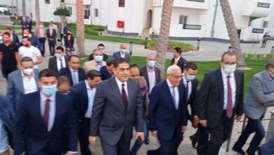 "Photo of محافظ بورسعيد يفتتح فندق "" بالما "" بعد تجديده باستثمارات تتخطى 250 مليون جنيه"