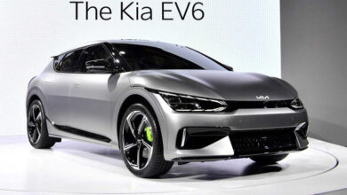 Photo of مواصفات كيا EV6 الكهربائية الجديدة