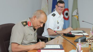 Photo of الولايات المتحدة ومصر توقعان مذكرة تفاهم للخدمات اللوجستية العسكرية المتبادلة