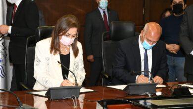 Photo of توقيع مذكرة تفاهم بين الشركة الوطنية لصناعة السكك الحديدية وشركة هيونداي روتيم الكورية الجنوبية