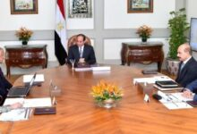 Photo of الرئيس السيسي يعرب عن تقديره لدعم القطاع المصرفي لمسيرة التنمية والمشروعات القومية بمصر
