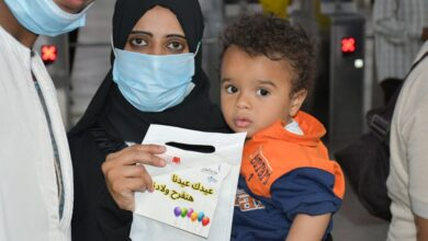 Photo of النقل توزع أكثر من 7 آلاف هدية رمزية للأطفال بمحطات مترو الأنفاق