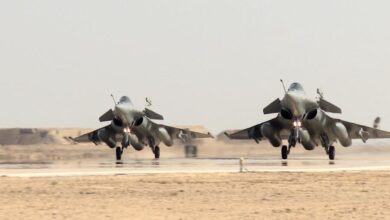 Photo of مصر وفرنسا توقعان عقد توريد ٣٠ طائرة طراز رافال