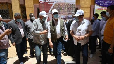 Photo of وزير الإسكان: الانتهاء من 144 وحدة سكنية ضمن مشروع تطوير منطقة الصحابى العشوائية في أسوان