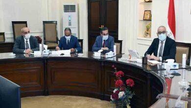 """Photo of وزير الإسكان يتابع الموقف التنفيذى لمشروعات """"حياة كريمة"""" لتطوير الريف المصرى"""