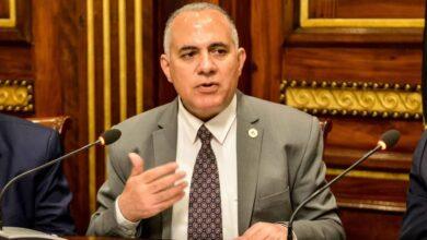 Photo of وزير الرى: مصر تواجه العديد من التحديات المائية على رأسها سد النهضة