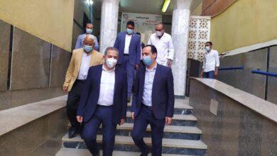 Photo of معيط: «التأمين الصحى الشامل» يُسهم فى تغيير وجه الحياة على أرض مصر
