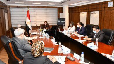 Photo of السعيد تلتقي الرئيس التنفيذي للمؤسسة الإسلامية لتأمين الاستثمار وائتمان الصادرات لبحث أوجه التعاون