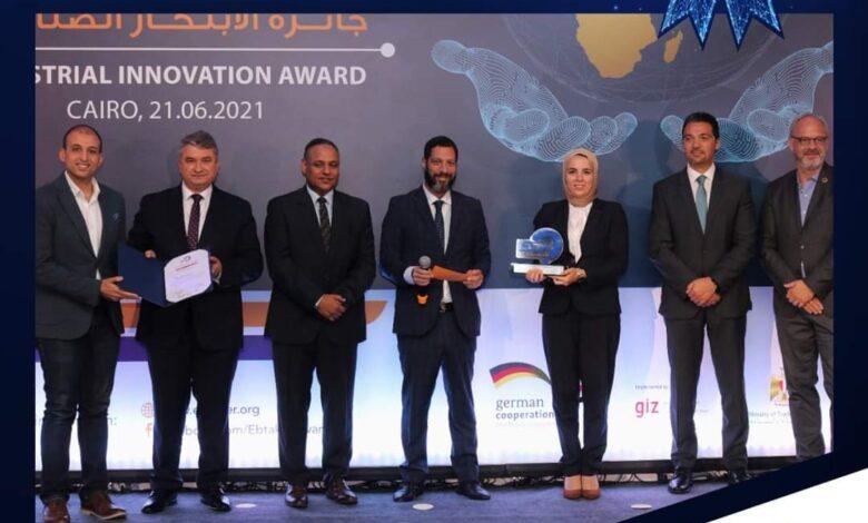 Photo of المراكز التكنولوجية تنظم الحفل الختامي لجائزة الابتكار الصناعي 2020… و4 شركات مبتكرة تفوز بالجائزة
