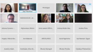 Photo of وزارة التخطيط تشارك في ورشة العمل الافتراضية العالمية الثالثة بشأن التقرير الوطني الطوعي لمصر لعام 2021