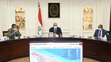 Photo of وزير الإسكان يتابع الموقف التنفيذى لمشروعات المرحلة العاجلة بمدينة رشيد الجديدة