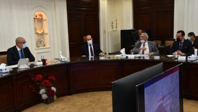Photo of وزير الإسكان يستعرض مقترح المخطط التفصيلي العام للمدخل الجنوبى لمدينة الجيزة
