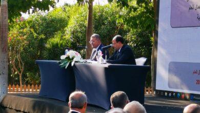 Photo of وزير قطاع الأعمال العام في لقاء مفتوح مع الرؤساء والأعضاء المنتدبين للشركات حول تعديلات القانون