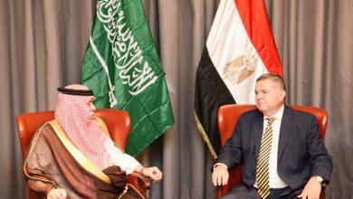 Photo of وزير قطاع الأعمال العام يبحث مع وزير التجارة السعودي تعزيز التعاون الاقتصادي