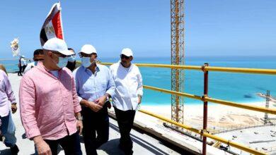 Photo of رئيس الوزراء يتفقد أبراج مارينا العلمين والمنطقة الشاطئية الترفيهية