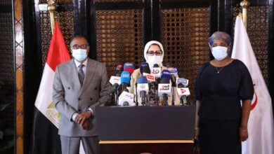 "Photo of وزيرة الصحة تعلن موافقة مصر للانضمام إلى اتفاقية الـ ""AMA"" لإنشاء وكالة الدواء الأفريقية"