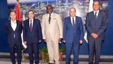 Photo of وزير البترول يستقبل رئيس مؤسسة التمويل الأفريقية