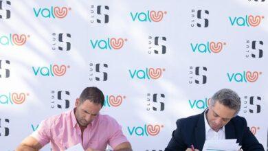 Photo of «ڤاليو» توقع اتفاقية شراكة مع نادي Club S التابع لـ«سوديك» لتوفير تمويل رسوم العضوية