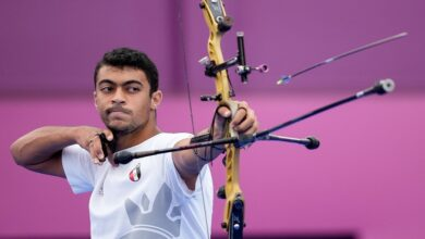 Photo of اللجنة الأولمبية المصرية تصدر بيانا بعد إعلانها فوز لاعب مصري رغم خسارته!