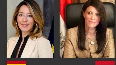 Photo of وزيرة التعاون الدولي تبحث مع وزيرة الدولة الإسبانية للتجارة مجالات التعاون المشتركة والمشروعات المستقبلية
