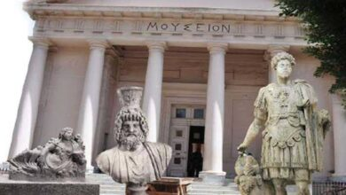 Photo of ترميم المتحف اليونانى الرومانى بمحافظة الإسكندرية