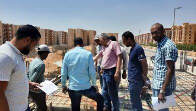 Photo of بدء أعمال تنفيذ ١٠٥٠٠ وحدة سكنية ضمن مبادرة سكن لكل المصريين بأكتوبر الجديدة