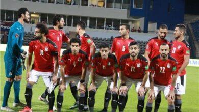 Photo of بعثة المنتخب الوطني تصل مطار القاهرة عائدة من الجابون